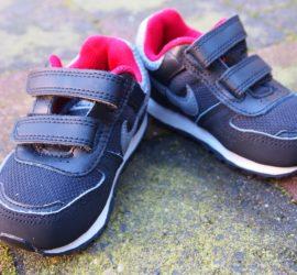 Schuhgrößentabelle für Baby und Kleinkinder