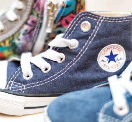 Schuhgrößenabelle für Kinder für Mädchen und Jungen